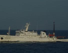 Tàu Trung-Nhật đối đầu trên Hoa Đông