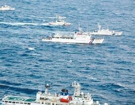Chín tàu Trung Quốc, Đài Loan vào Điếu Ngư/Senkaku
