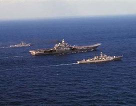Không quân hạm vượt trội so với Liêu Ninh và INS Vikramaditya