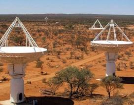 Australia khởi động kính viễn vọng vô tuyến siêu mạnh