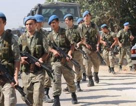 Syria ngăn quân Thổ Nhĩ Kỳ xâm nhập qua biên giới