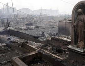 Mỹ: Hơn 40 người chết vì bão Sandy