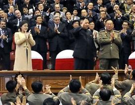 Vợ nhà lãnh đạo Triều Tiên trở lại sau thời gian dài vắng bóng