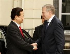 Thủ tướng tham dự Hội nghị Cấp cao Á-Âu lần thứ 9