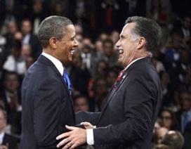 """Tổng thống Obama mời """"đối thủ"""" Romney ăn trưa"""