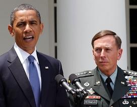 Obama lên tiếng về vụ ngoại tình của giám đốc CIA