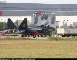Trung Quốc thử nghiệm chiến đấu cơ tàng hình thứ hai