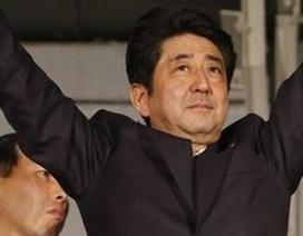 Bầu cử tại Nhật: Cựu thủ tướng Abe trở lại