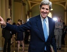 """""""Duyên nợ"""" Việt Nam của John Kerry"""