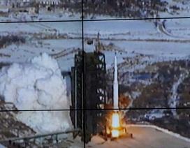 Hàn Quốc tìm cách trục vớt các mảnh tên lửa Triều Tiên
