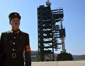 """Mỹ: Triều Tiên đang hoàn thiện bệ phóng tên lửa """"khủng"""""""