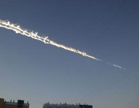 Thiên thạch rơi xuống Nga nặng 10.000 tấn
