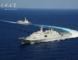 GS Thayer: Hải quân Trung Quốc sẽ gia tăng gây hấn