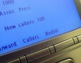 Hãng thông tấn AP tố chính phủ Mỹ nghe lén điện thoại