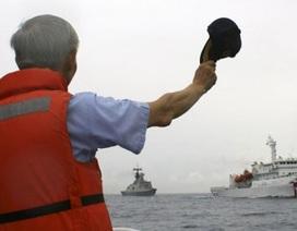 """Đài Loan phái chiến hạm """"uy hiếp"""" Philippines"""