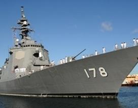 """Nhật """"sống dậy"""" tham vọng hạm đội biển lớn"""