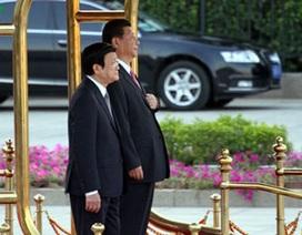 Thông điệp Biển Đông trong chuyến thăm của Chủ tịch nước