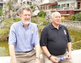 Cựu binh Úc trả lại thêm kỷ vật của bộ đội Việt Nam