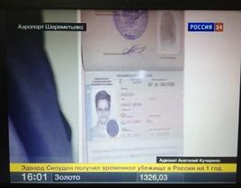 Báo Nga bình luận việc trao qui chế tạm trú cho Snowden