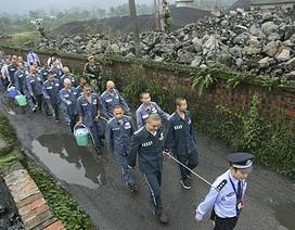 Trung Quốc bỏ lấy nội tạng tử tù để cấy ghép