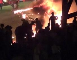 Nổ tại lễ hội pháo hoa Nhật, 59 người bị thương