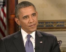 Tổng thống Obama: Có thể ngừng kế hoạch tấn công Syria