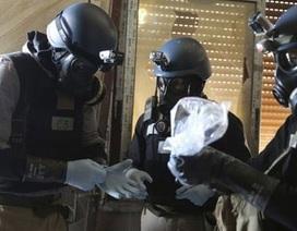 Báo Mỹ: Syria di tản kho vũ khí hóa học