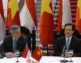 Việt Nam-Singapore nâng cấp quan hệ thành Đối tác chiến lược