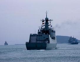 Báo Nhật: Trung Quốc đang xây căn cứ ngầm cho tàu ngầm trên Biển Đông