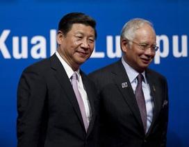 Trung Quốc, Malaysia ký hiệp định đối tác toàn diện