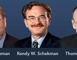 Nobel Y học 2013 : Hai người Mỹ và một người Đức