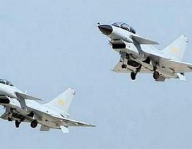 Máy bay chiến đấu J-10 Trung Quốc xuất khẩu ầm ầm… trên mạng