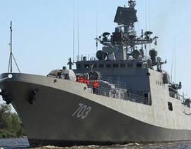 Ấn Độ cho Việt Nam vay 100 triệu USD mua tàu chiến