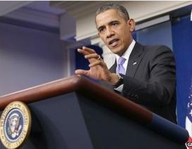 """Obama phủ nhận năm 2013 là """"năm tồi tệ nhất"""""""