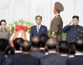 """""""Cô của lãnh đạo Triều Tiên ra nước ngoài chữa bệnh tim"""""""