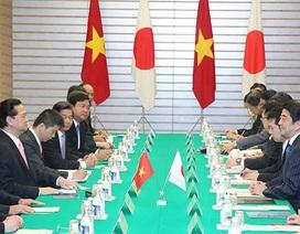 Nhật tài trợ 1 tỉ USD cho 5 dự án ở Việt Nam