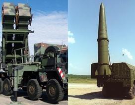 Nga bị tình nghi bố trí tên lửa Iskander trên biên giới với EU