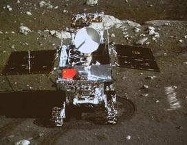 Tàu đổ bộ mặt trăng Trung Quốc gửi ảnh về trái đất