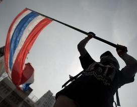 Người biểu tình Thái Lan bắt đầu quy tập lực lượng tại Bangkok