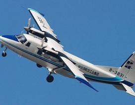 """Nhật điều chiến đấu cơ """"đuổi"""" máy bay Trung Quốc"""