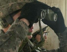 Binh sỹ Hàn Quốc hé lộ sứ mệnh canh gác biên giới liên Triều