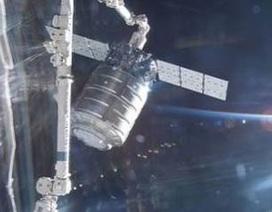 Tàu tư nhân đưa hoa quả tươi lên trạm vũ trụ quốc tế