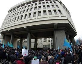 """Bộ trưởng Quốc phòng Nga nói về """"biện pháp an ninh"""" tại Ukraine"""