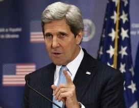 """Mỹ-Nga nhất trí vào bàn đàm phán """"gỡ rối"""" Ukraine"""