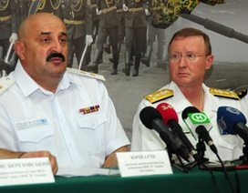 Ukraine: Tổng thống tạm quyền sa thải tư lệnh lực lượng vũ trang