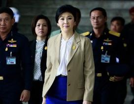 """Nữ Thủ tướng Thái đối mặt với cuộc """"đảo chính tư pháp""""?"""