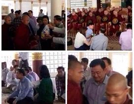 Cựu Thủ tướng Thái Lan Thaksin kêu gọi hòa đàm