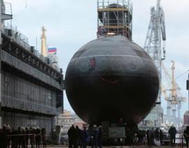Nga bàn giao kỹ thuật tàu ngầm thứ 3 cho Việt Nam