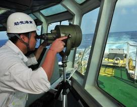 Tướng Trung Quốc mượn cớ vụ máy bay Malaysia đòi xây cảng ở Trường Sa