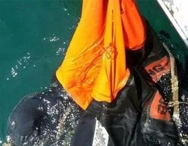 Máy bay mất tích: Phát hiện bè cứu sinh khả nghi gần Eo Malacca